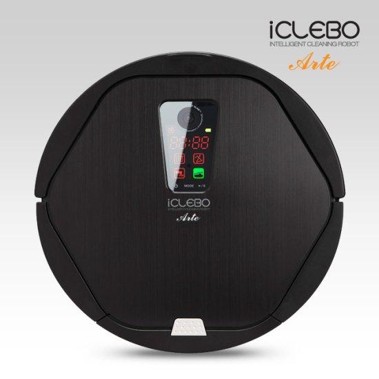 [유진로봇] 아이클레보 아르떼 블랙에디션 로봇청소기 YCR-M05-30