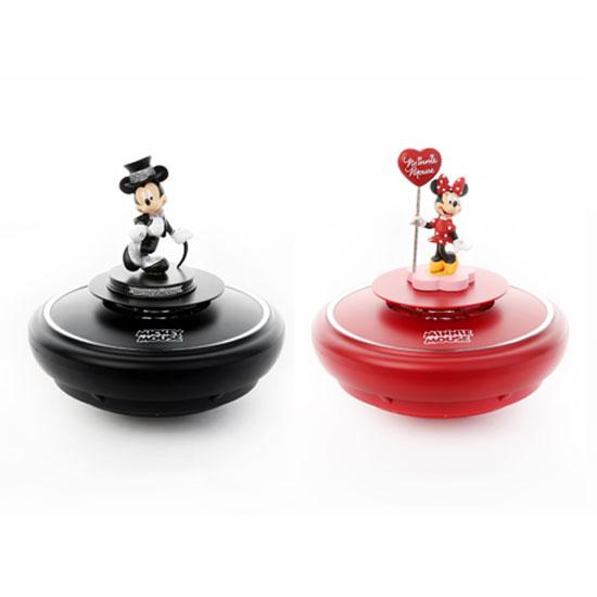 디즈니 미키마우스 공기청정기(블랙(미키), 레드(미니))