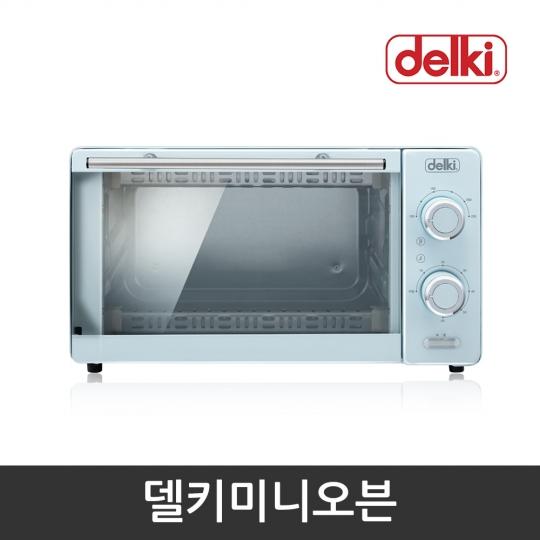델키 신모델 미니 오븐 DKL-510